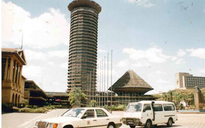 KICC once again named Africa's best meetings, conference venue