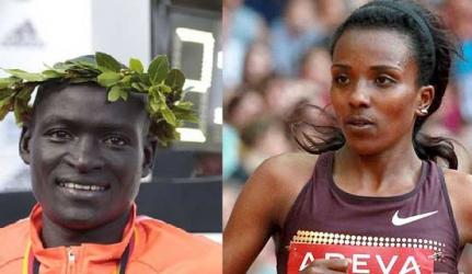 Kimetto, Dibaba among Chicago Marathon favorites