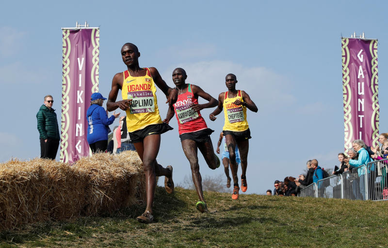Kiplimo's rise continues with first senior crown