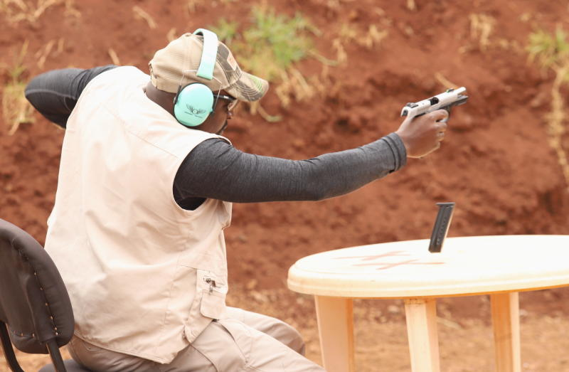 Kirigiti's IDPA Championship event opens way for Kenya to host another competition