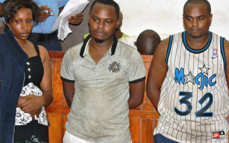 Kitengela Four' were linked to spate of crime in Mombasa - The Standard