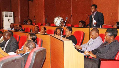 MCAs vote to impeach Kibwana