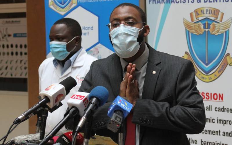 KMPDU calls for more support after medic succumbs to Covid-19