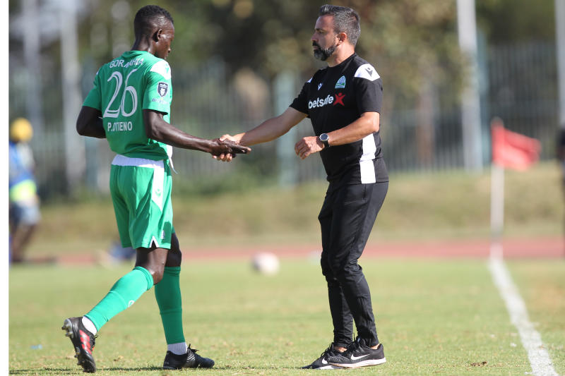 K'Ogalo coach Pinto resigns