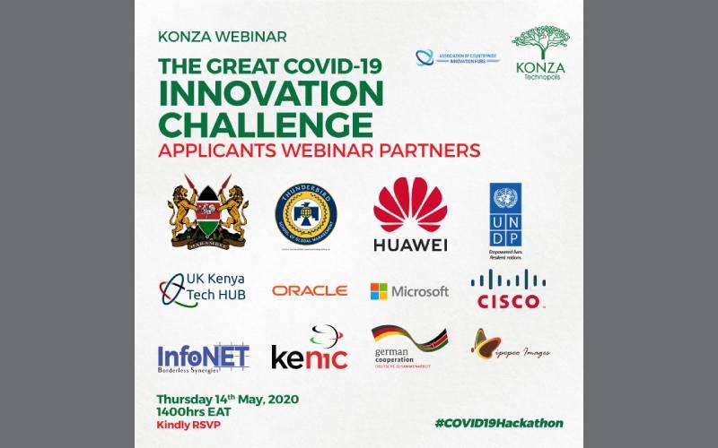 Konza covid19 innovation challenge