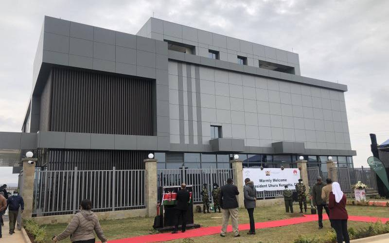 Konza data centre gears up to host more companies