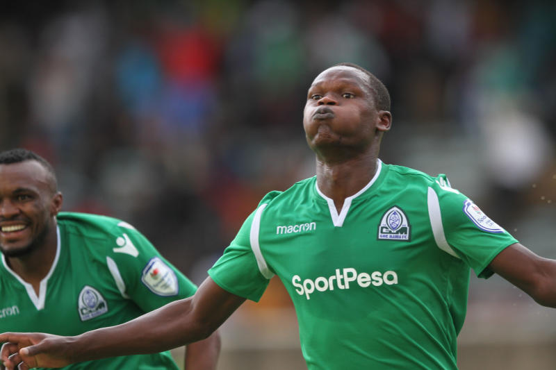 KPL players show why Rift Valley is not just about stars in athletics
