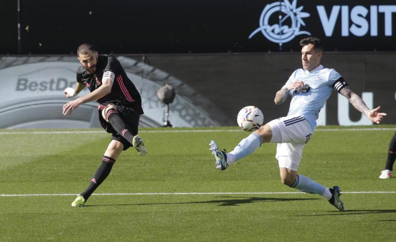 La Liga: Kroos-Benzema connection helps Real beat Celta