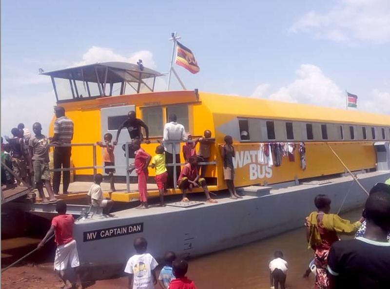 Lake Victoria transporter bets on franchise to grow business