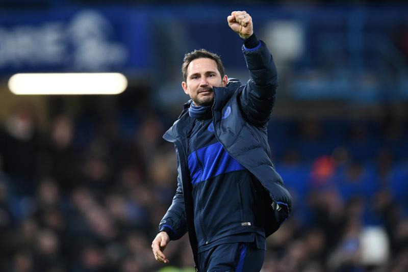 Lampard confirms he's had very 'flattering' offer to return to management