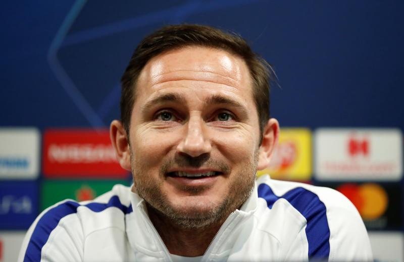 Lampard tells Chelsea to forget revenge talk against Man Utd