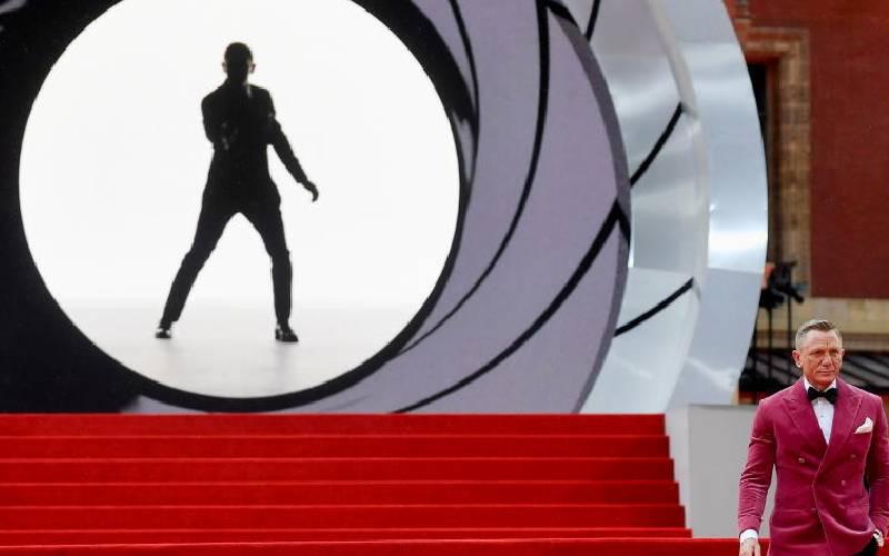 Last of Daniel Craig: Bond film's Kenyan premiere