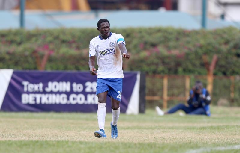 Lawrence Juma's wonder goal breaks KCB bank