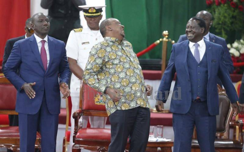 Let political leaders retire honourably and mentor others