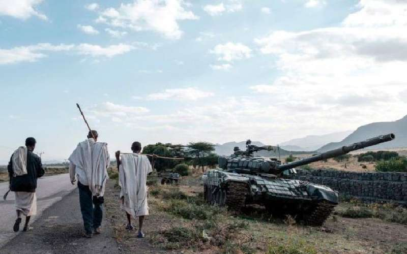 Let us help Ethiopia to wake up and walk away from nightmare