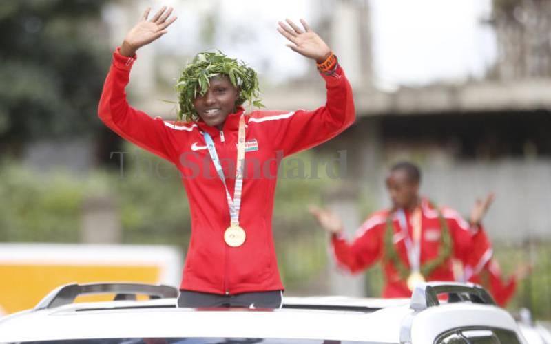 Let's nurture Kenya's junior sporting talent