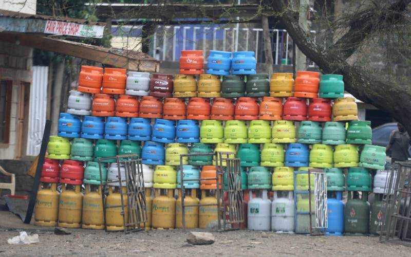 LPG dealers penalised for price fixing