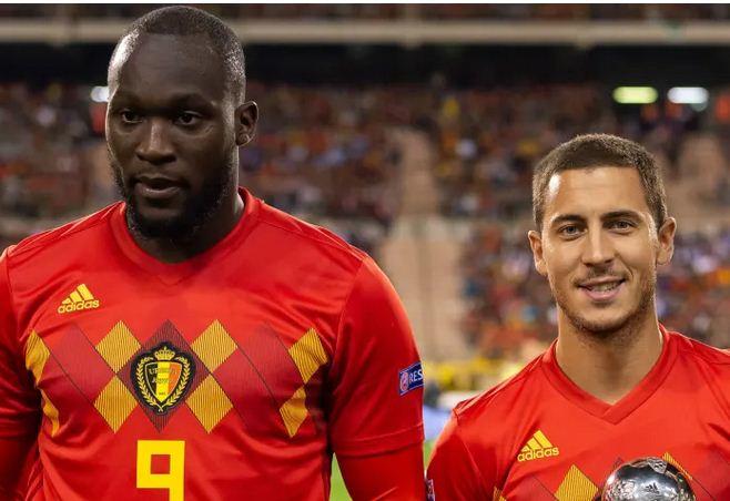 Lukaku and Hazard to miss Italy clash through injury