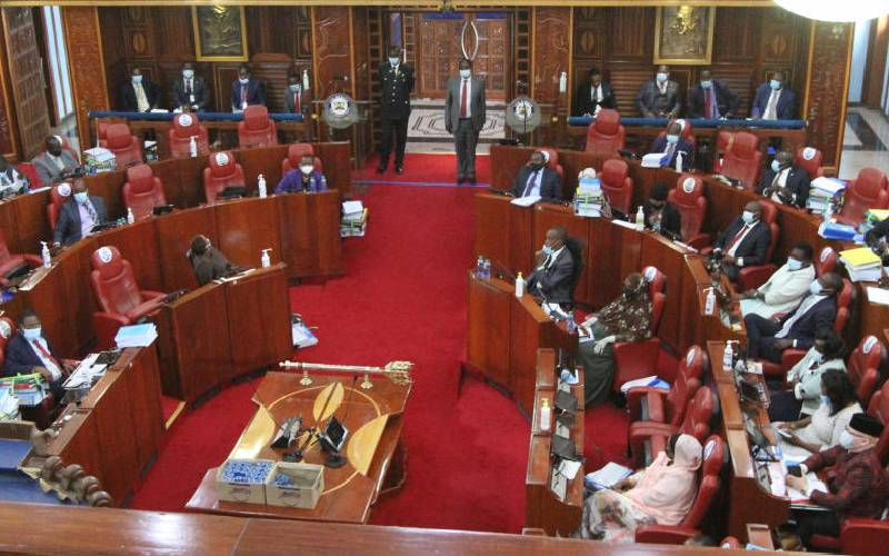 Lusaka calls special sitting to hear Wajir Governor impeachment motion