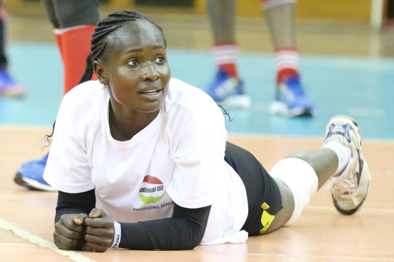 Malkia Strikers itching to start Tokyo Olympics preparations