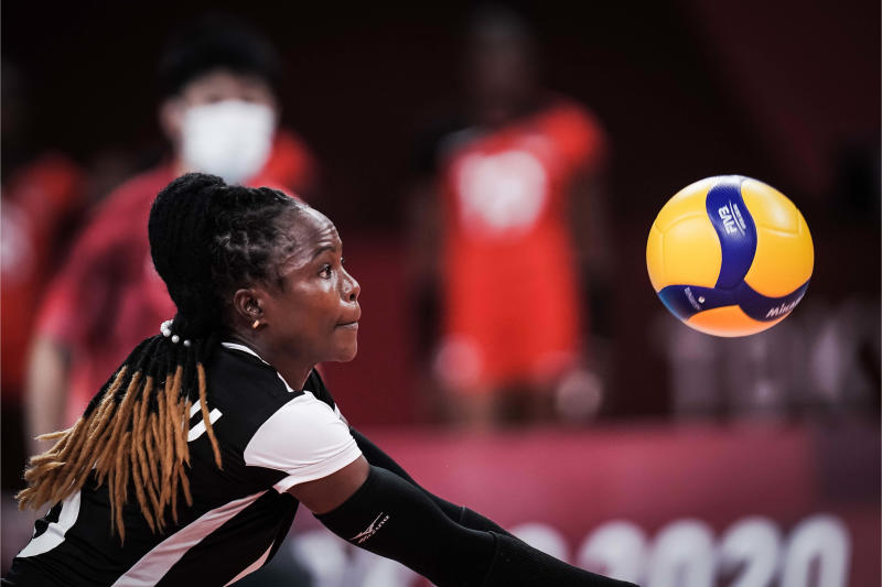 Malkia Strikers loses against Dominican Republic at the Olympics