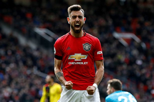 Bruno Fernandes wins Manchester United's Player of the Month award