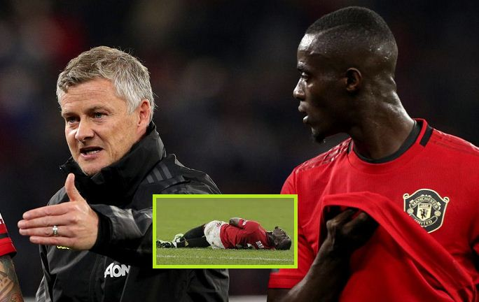 Manchester United boss Solskjaer opens up on Bailly's future