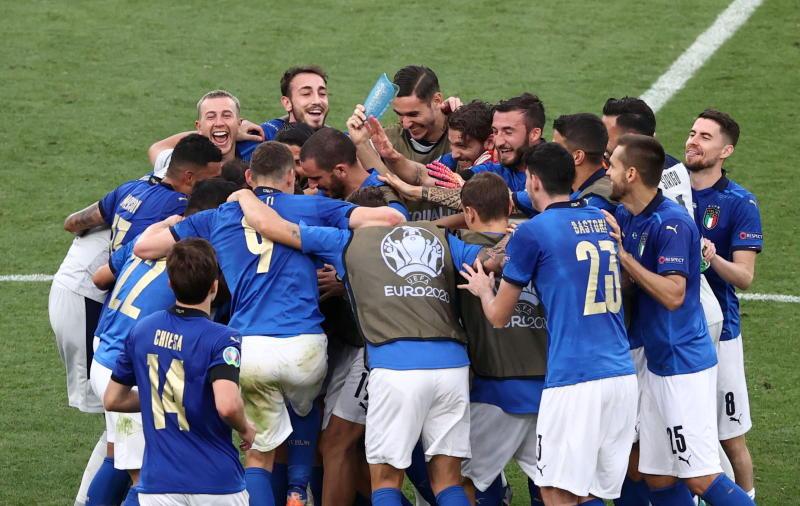 Mancini urges Italy to put on a show worthy of wonderful Wembley