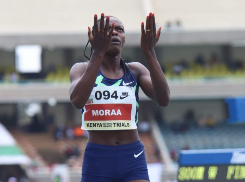 Mary Moraa upsets seasoned athletes to qualify for Olympics in women's 800m, Saruni fires warning shots