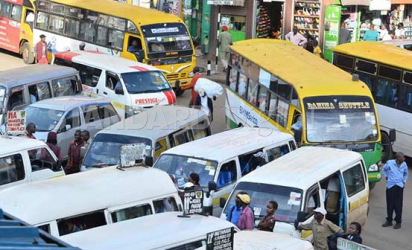 Matatus and county to sign compliance MoU