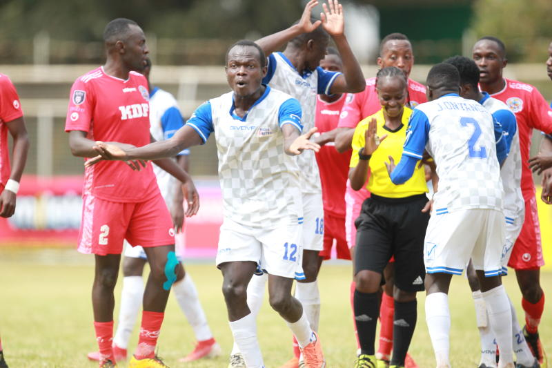 Mathare United edge City Stars as Bidco hold Ulinzi