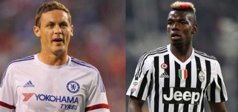 Matic wants to replace Paul Pogba at Juventus