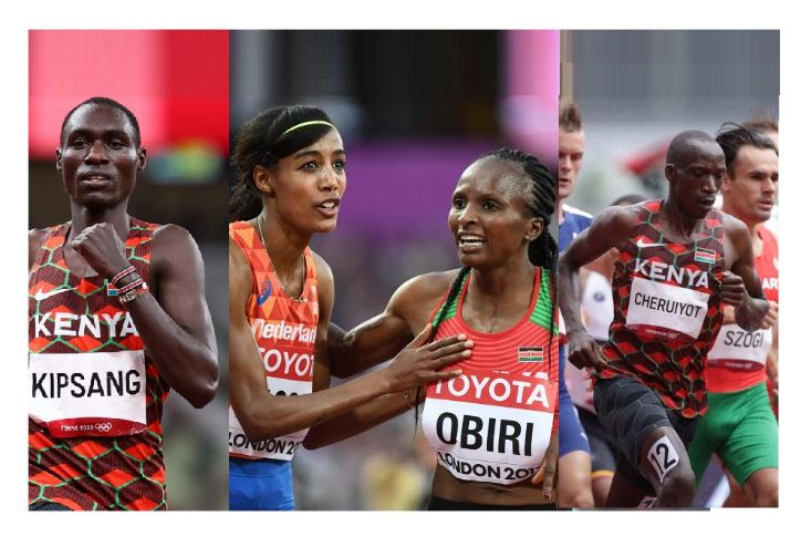More medals expected in 1,500m men and 10,000m today
