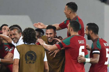 Morocco 3-1 Togo: Morocco battle back to beat Togo at Cup of Nations