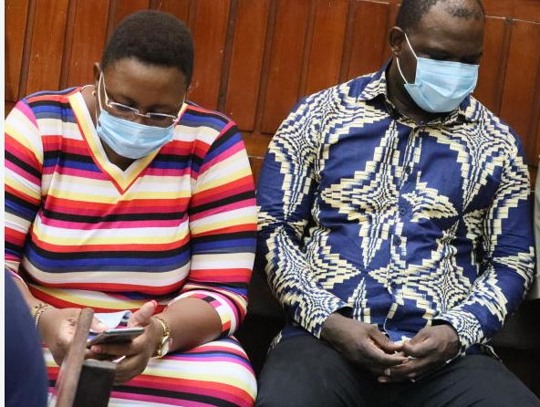 MP Aisha Jumwa spends weekend in cell after failing to raise bail