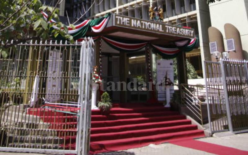 MPs give Treasury six months to table debt cut proposals