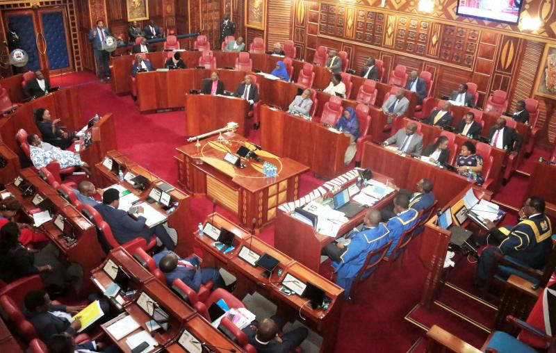 MPs to lose Sh67 million from sitting allowances