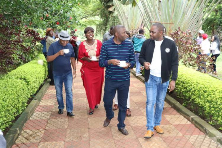 Mt Kenya leaders talks set tongues wagging