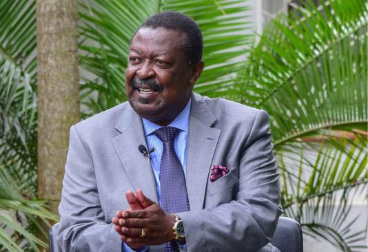 Mudavadi fights off 'petty' sugar politics, focuses on the 2022 race