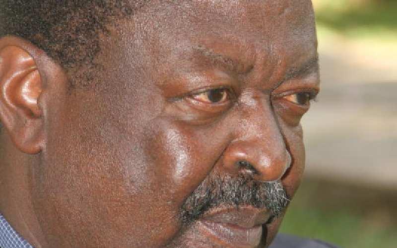 Mudavadi's tough task of picking ANC flagbearer in race to succeed Oparanya