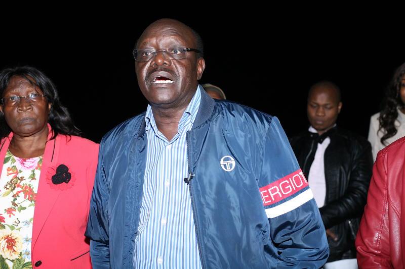 Mukhisa Kituyi tells politicians to look beyond 'bottom-up' economy theory, BBI
