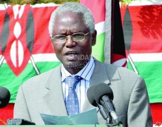 Muthaura's work relations with Kibaki, Moi