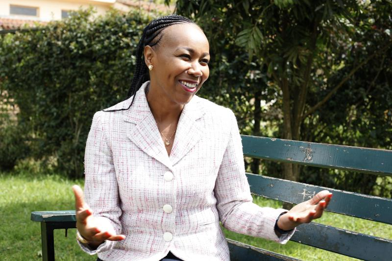 My spell in prison won't define my daughter and I - Teresa Njoroge