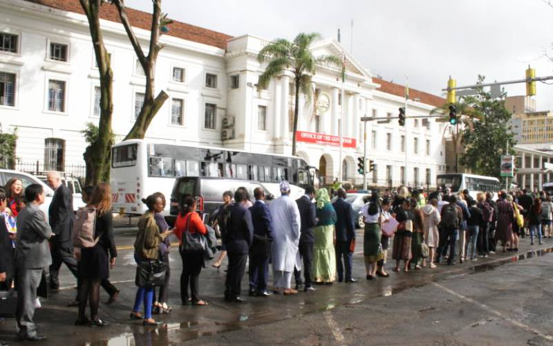 Nairobi's fall would be the start of our economic collapse