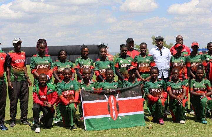 Namibia and Kenya reach final of Kwibuka Women's Cricket Twenty 20 tournament