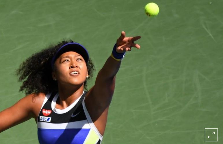 Naomi Osaka survives scare to reach last 16 in New York