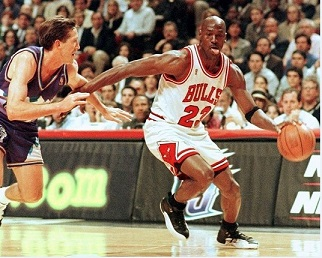 NBA legend Jordan donating sh10 billion to social justice groups