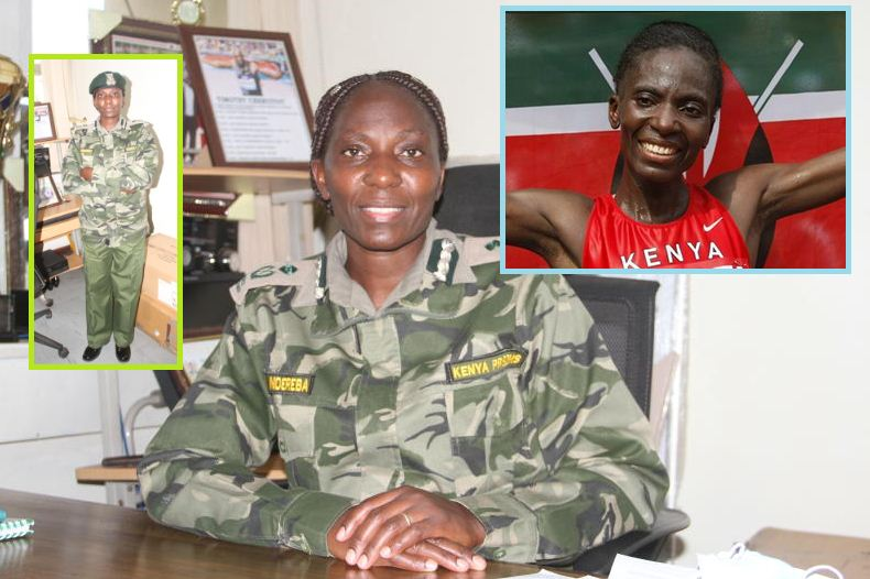 Ndereba on mission to drive Prisons back to the summit