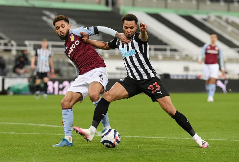 Newcastle 1-1 Aston Villa: Lascelles rescues Newcastle with late equaliser against Villa