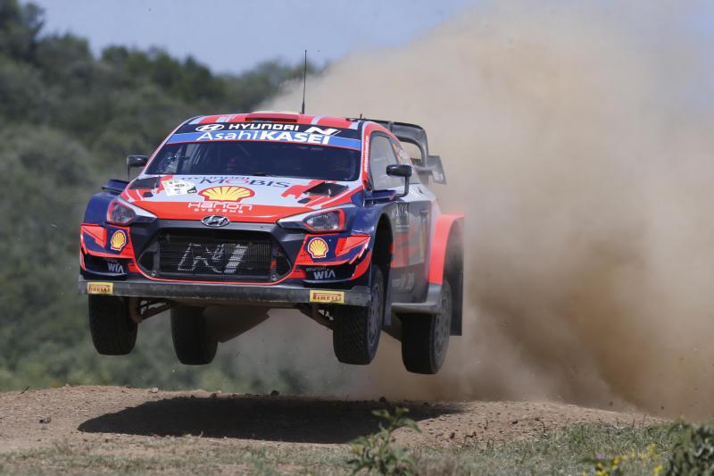 Next year's WRC Safari Rally dates confirmed